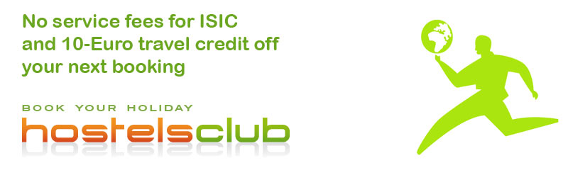 HostelsClub ISIC