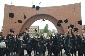 جشن فارغ التحصیلان دانشگاه تربیت مدرس