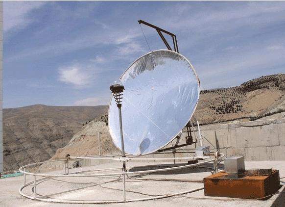 سرمایش خورشیدی در واحد علوم و تحقیقات دانشگاه آزاد
