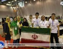 قهرمانی دانشگاه آزاد قزوین در سیزدهمین دوره مسابقات بینالمللی ربوکاپ آزاد ایران