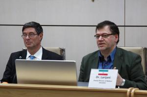 همکاری ایران و سوئیس