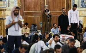 برنامههای مسجد دانشگاه تربیت مدرس