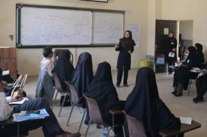 دورههای مهارتی «پازل» در دانشگاه تهران
