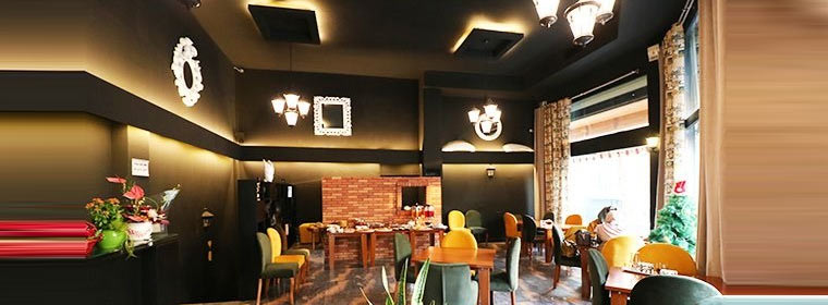 رستوران کام کافه