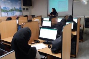 دروس مجازی در دانشگاه الزهرا