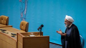 رئیس جمهور فردا در دانشگاه تهران