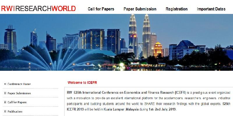626 امین همایش اقتصاد و پژوهش های مالی