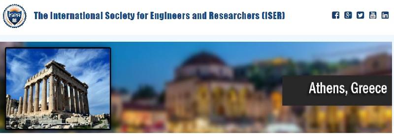 633مین کنفرانس بین المللی اقتصاد در اتن