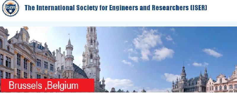 636 مین کنفرانس بین المللی اقتصاد در بروکسل