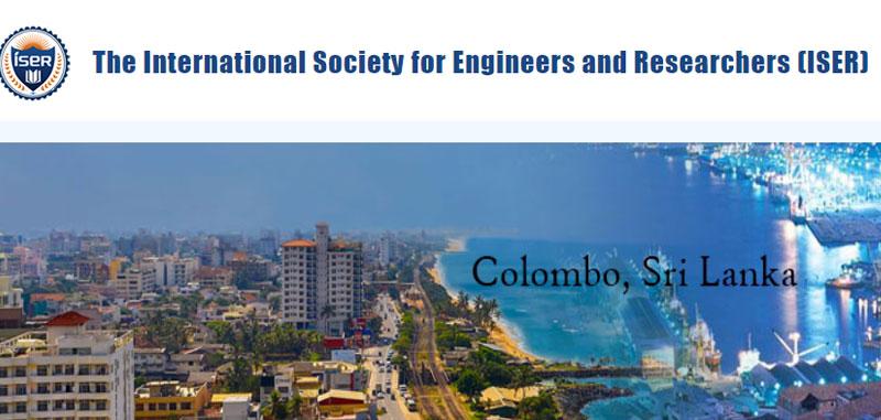 638مین کنفرانس بین المللی در سریلانکا