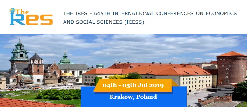 645 امین کنفرانس بین المللی اقتصاد و علوم اجتماعی