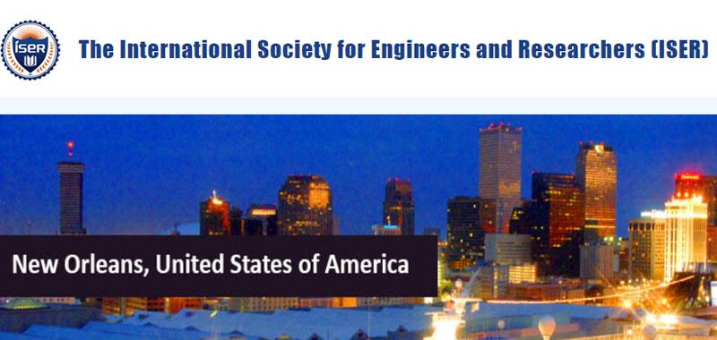 637مین کنفرانس بین المللی اقتصاد در امریکا