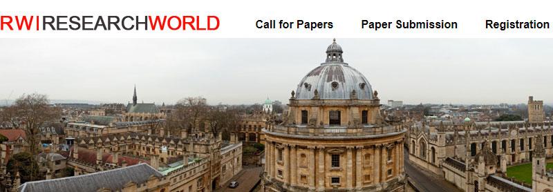 638مین کنفرانس بین المللی اقتصاد در اکسفورد