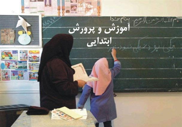 آموزش و پرورش ابتدایی