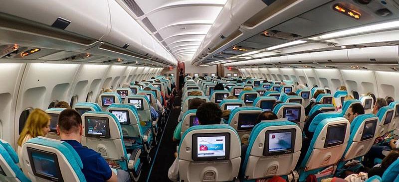 پروازهای ترکیش