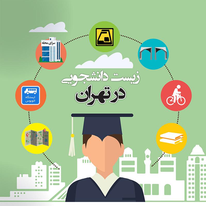 زیست دانشجویی در تهران